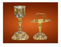 Sfinte Vase Autite si Argintate