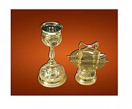 Sfinte Vase cu Iconita Portelanata