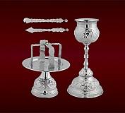 Sfinte Vase Argintate Cupa Inox
