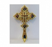Cruce Binecuvantare Aurita cu iconite