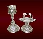 Sfinte Vase din Argint