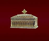 Cutie Sf. Moaste Mare Aurita